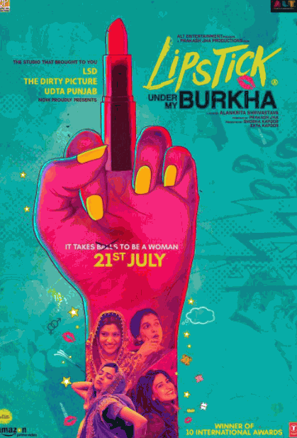 lipstick-under-my-burkha-poster-filmrezension-hannah-thome
